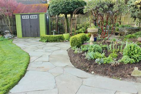 Bluestone Garden Edging Keeping It Simple Diy Garden Edging My Sweet Cottage