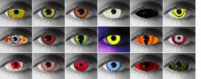 halloween contact lenses special effect contacts