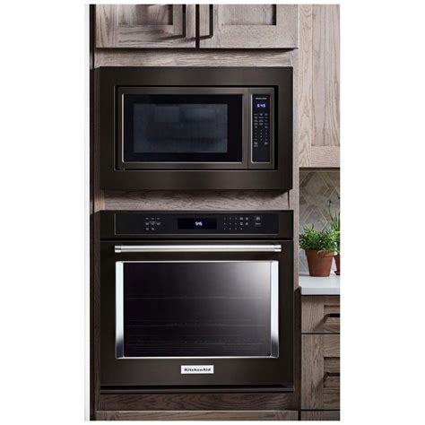 Kitchenaid Microwave Countertop by Kmcs3022gbs Kitchenaid 24 Quot 2 2 Cu Ft 1200w Countertop Sensor Microwave Black Stainless