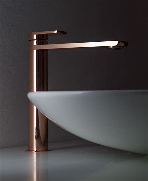 copper bathroom taps copper tall extended basin taps copper bathroom taps