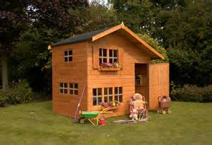 Garden Playhouses For Children Wooden Playhouses