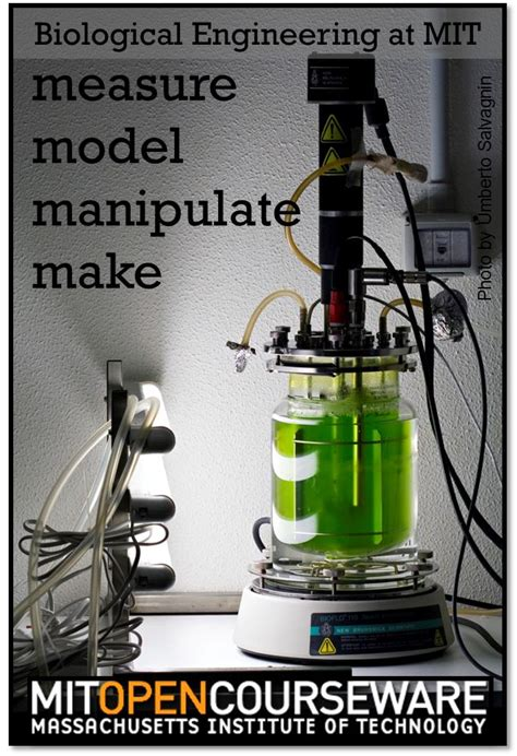 Mit Mba Mitopencourseware by 11 Best Images About Biological Engineering At Mit Free