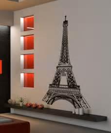 vinyl wall decal sticker paris france eiffel tower 877a eiffel tower wall decal wallstickerscool com au wall