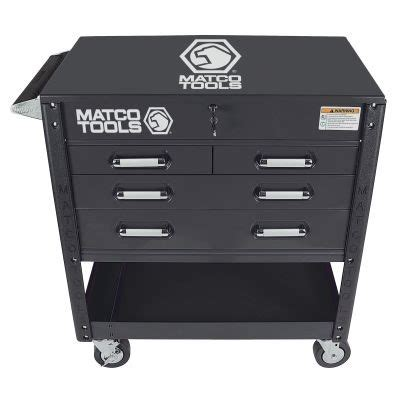 matco tools tool box 4 drawer service cart buya