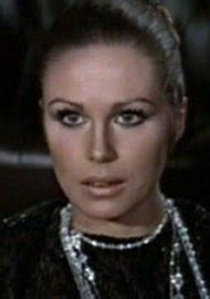 On Her Majesty's Secret Service (1969) Ilse Crawford