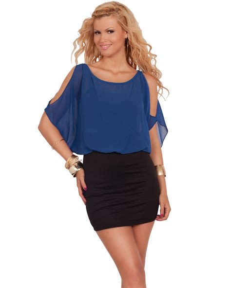 fit kimono sleeve peekaboo top fitted pencil skirt