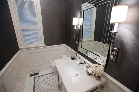 charcoal gray bathroom gray contemporary bathroom by backstein interiors