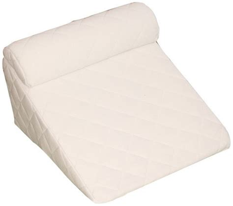 Wedge Pillow For Reflux by Deluxecomfort Acid Reflux Wedge Pillow With Half Moon
