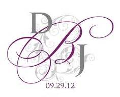 designmantic monogram free wedding monogram maker and wedding logo design by