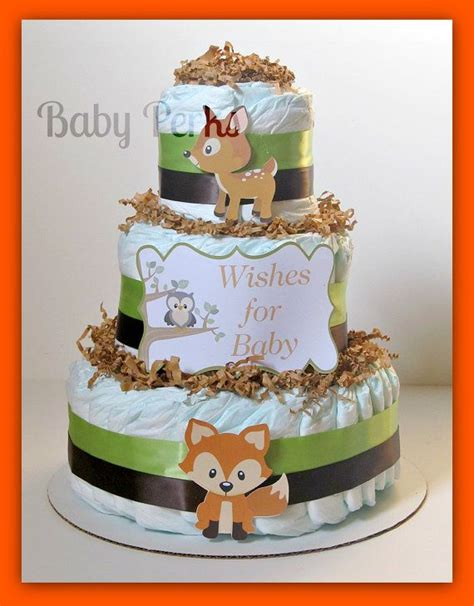 Woodland Animals Baby Shower Decorations by Woodland Animals Wishes For Baby Baby Shower Decorations