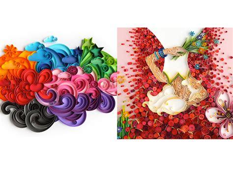yulia brodskaya yulia brodskaya s amazing paper furl artwork is a modern take on the tradition of quilling yulia
