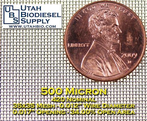 Dijamin Bio Ceramic Micron Small stainless steel micron rating exles utah biodiesel supply