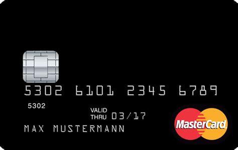 vr bank mastercard schwarze kreditkarte kostenlose mastercard kreditkarte