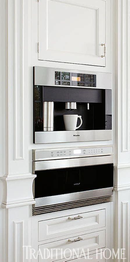 built in coffee bar kitchen trends loretta j willis designer