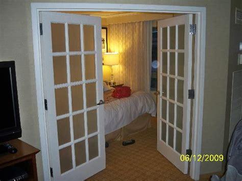 bedroom door won t open french doors open to bedroom picture of newport beach