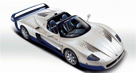 maserati mc12 race car a modern history of v12 ferrari roadsters carscoops