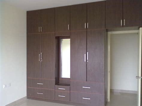 Bedroom Designs With Wardrobe Wardrobe Designs In Kerala Studio Design Gallery