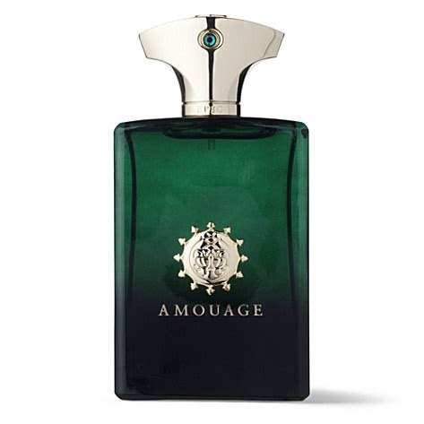 A Fragrance Fit For A by Legends Of The Silk Road Amouage Epic Epic