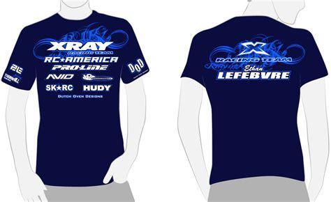 Xray Team T Shirt customized xray rc america team shirt 18 00
