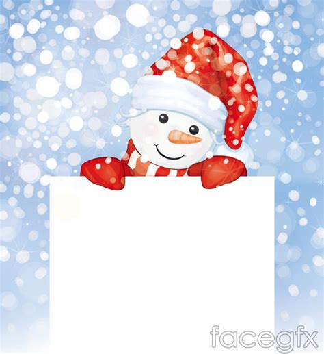 cute snowman illustration vector over millions vectors