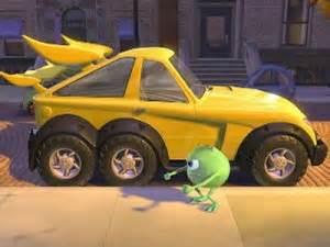 inc mike new car mike s new car pixar talk