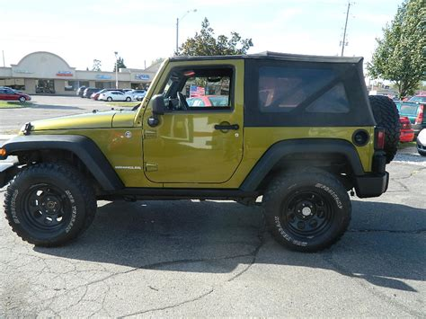 Of Jeep 2007 Jeep Wrangler Pictures Cargurus