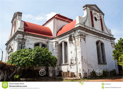 Colombo L by Wolvendaalkerk Nederlanders Vormden Christian Colonial Voc Kerk In Colombo Sri Lanka Opnieuw