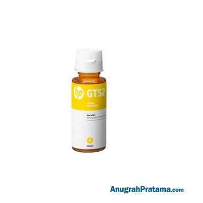 Tinta Printer Hp Gt52 Yellow Ink Bottle Original hp gt52 yellow original ink bottle supplies anugrahpratama