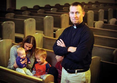 New Catholic Priest Brings Wife Kids With Him Religion