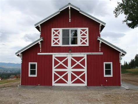 Red Door Paint by Custom Wood Doors Made In Montana By Specialty Woodworks Co