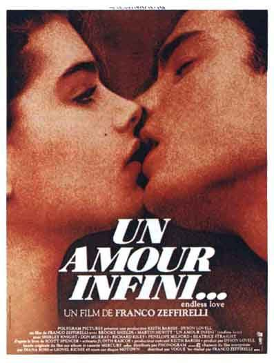un film gen endless love un amour infini franco zeffirelli 1981 encyclo cin 233