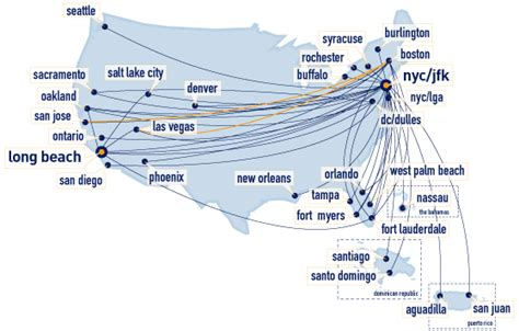 jetblue route map 28 jetblue route map jetblue destinations map related keywords suggestions jetblue airways
