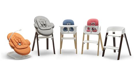 Stokke Steps High Chair by Stokke Steps Look At The New All In One Modular