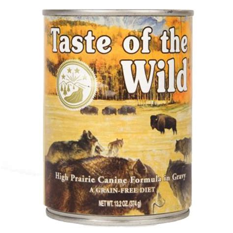 taste of the puppy feeding guide taste of the high prairie canine great deals at zooplus