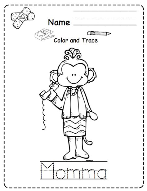 five little monkeys coloring page 5 little monkeys coloring page cartoonrocks 5 monkeys