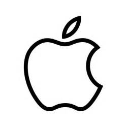 Apple Outline Png by Social Apple Outline Icon Iconshow