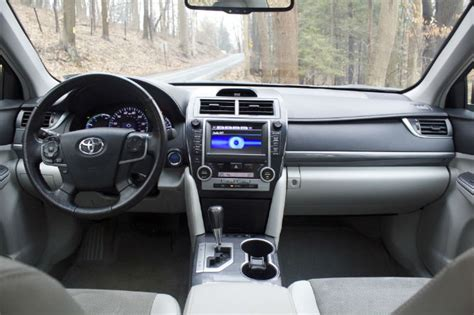 2013 Toyota Camry Interior Camry Le 2013 Interior Www Pixshark Images