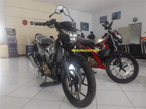 Tas Motor Untuk Satria Fu harga satria f150 fi di tasikmalaya cuma rp 22 050 000