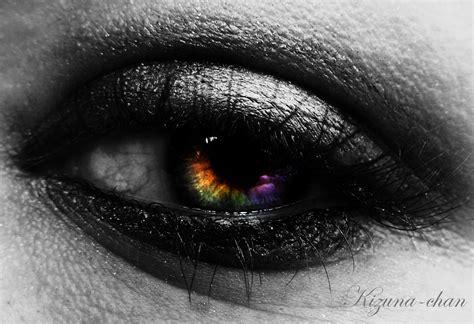 wallpaper dark eye leidergeil