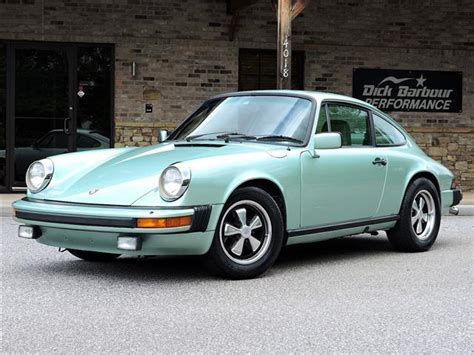 porsche 911 olive green 1977 porsche 911 s green coupe 2 7l manual olive