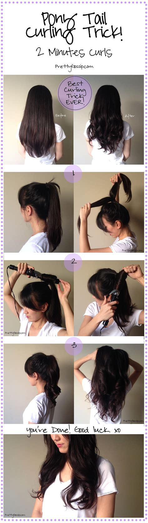 pony up creative ponytail hairstyles page 5 of 5 style onsite style onsite how to do a fast and simple