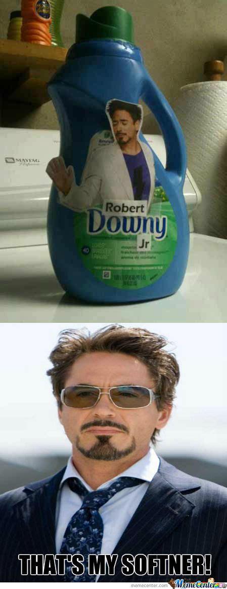 Robert Downey Meme - robert downey jr by le mao meme center