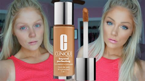 Clinique Beyond Perfecting clinique beyond perfecting foundation concealer review
