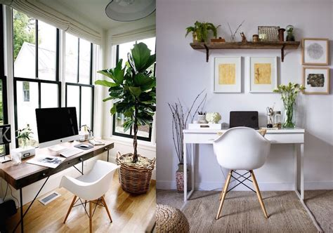 simple home office design ideas youll love working
