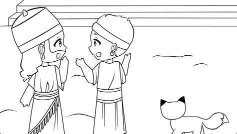 shadrach meshach and abednego coloring page daniel shadrach meshach and abednego coloring pages