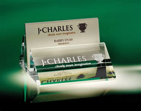business card holder for desk woman desk business card holder lorell acrylic hint of green
