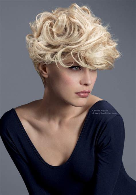 kurze haare dauerwelle