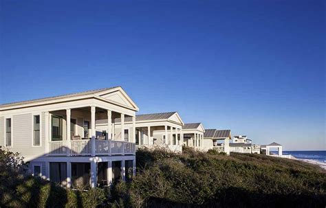 Seaside Florida Honeymoon Cottage Rentals by Architect Merrill Selected Works Wttw Chicago