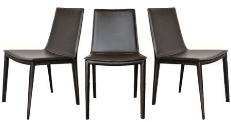 Low Back Leather Dining Chairs Leather Chair With Low Back Worcester Massachusetts Bnttiffany