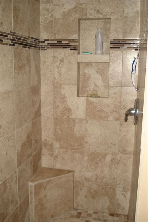 Tiled Bathrooms Ideas Showers Shower Stall Tile Ideas Bathrooms